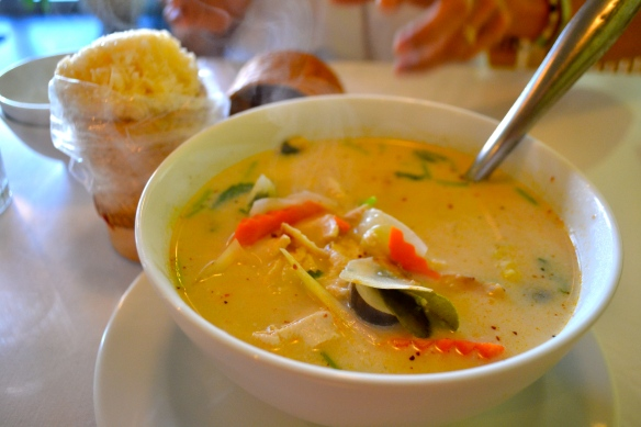 Tom Kha To Thai For Honolulu