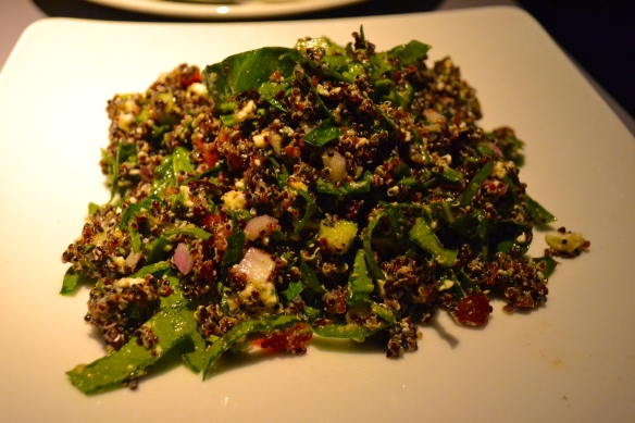 Quinoa Salad The Continental