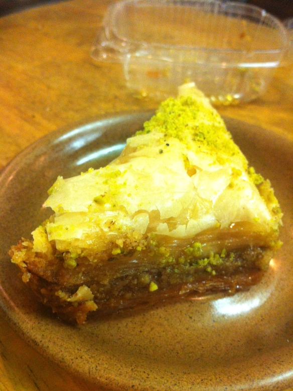 Pita House Astoria Baklava