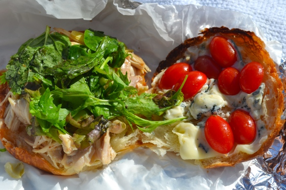 Gorg Sandwich Waimanalo