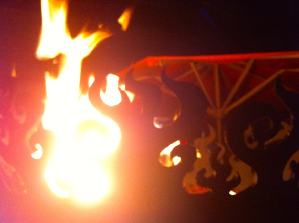 Fire Pits Rum Fire