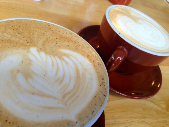 Morning Glass Manoa Lattes