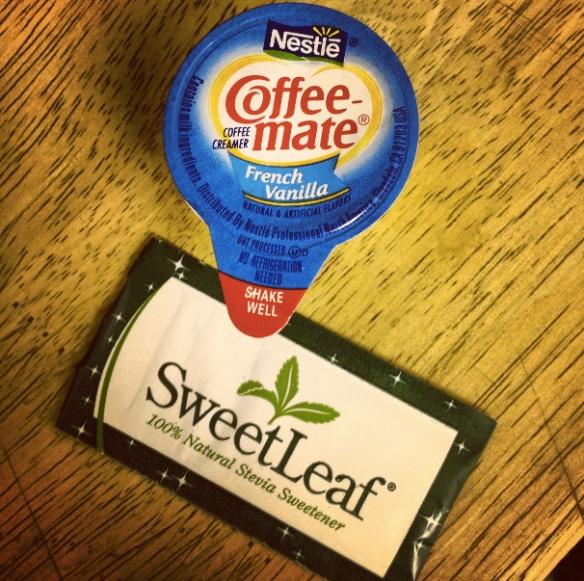 Stevia & Creamer