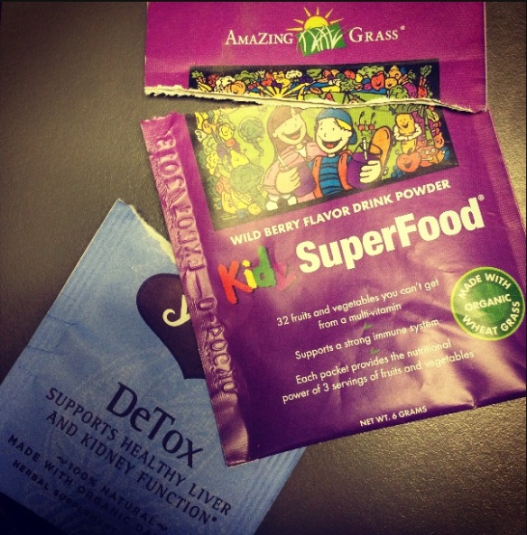 Tea & Superfood Drink