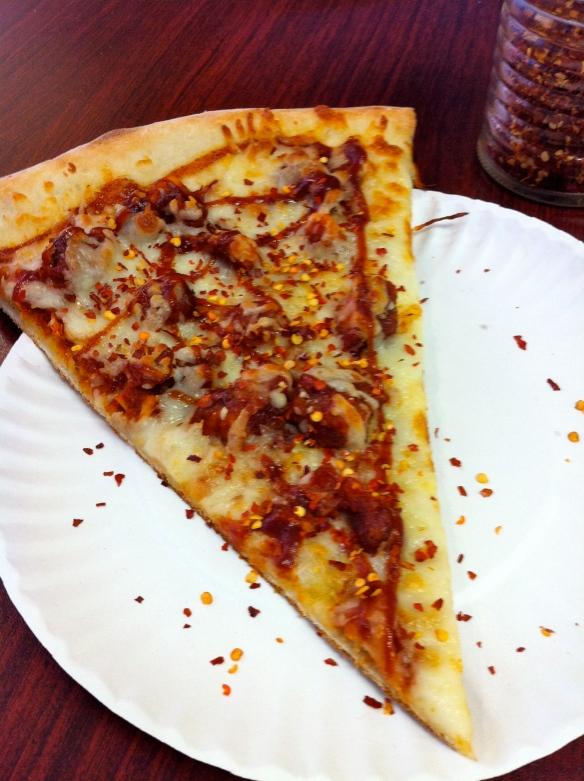 BBQ Chicken Pizza 7