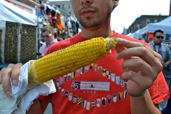 Street Fair Corn on the Cob