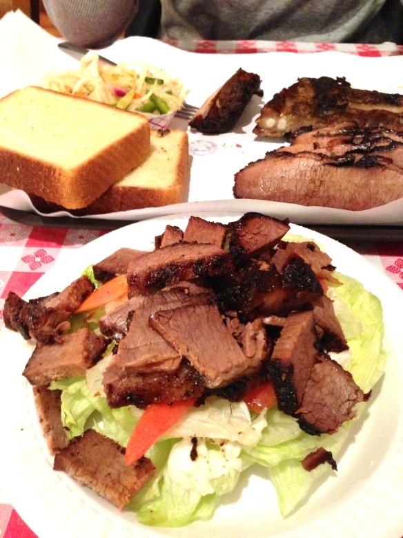 John Brown Smokehouse Lunch