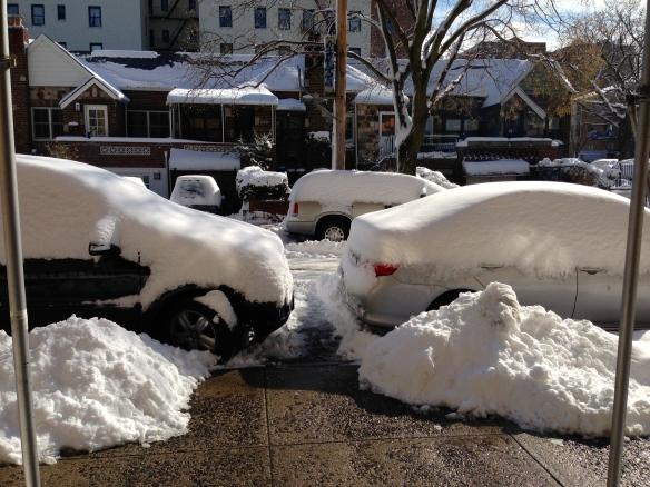 Nemo Snow Storm Astoria