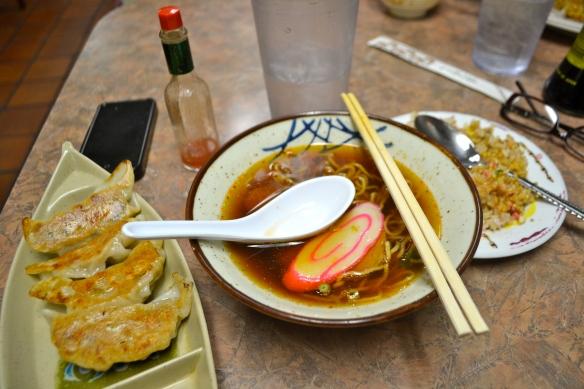 Ramen Dinner Combo