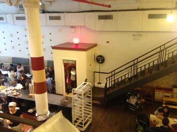 City Bakery Interior