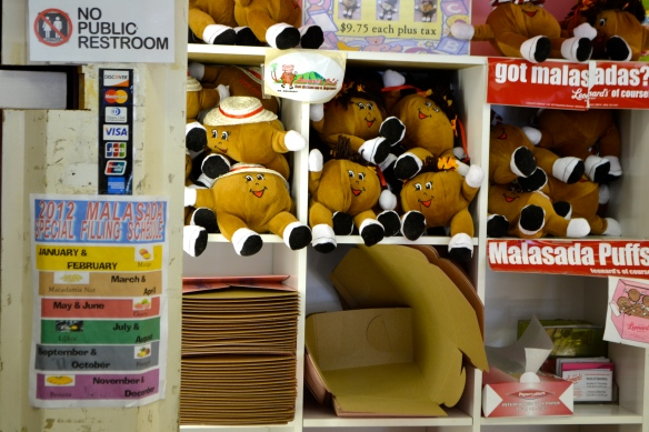 Leonard's Stuffed Malasadas