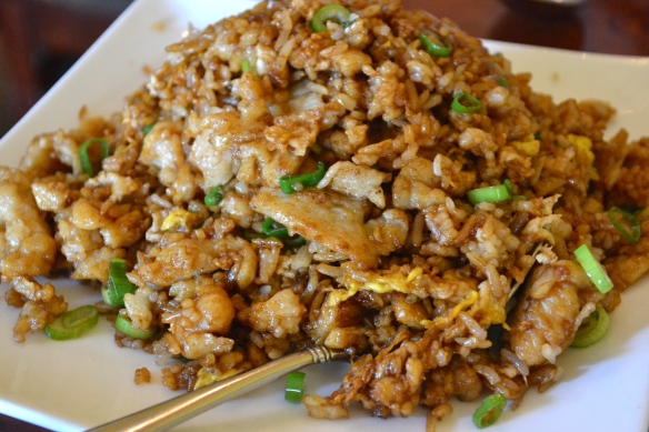 Confucius Delaware Fried Rice