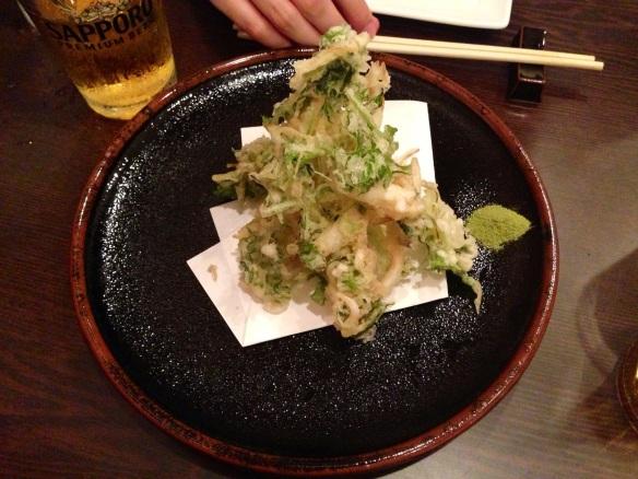Kaki Age Sushi Dojo