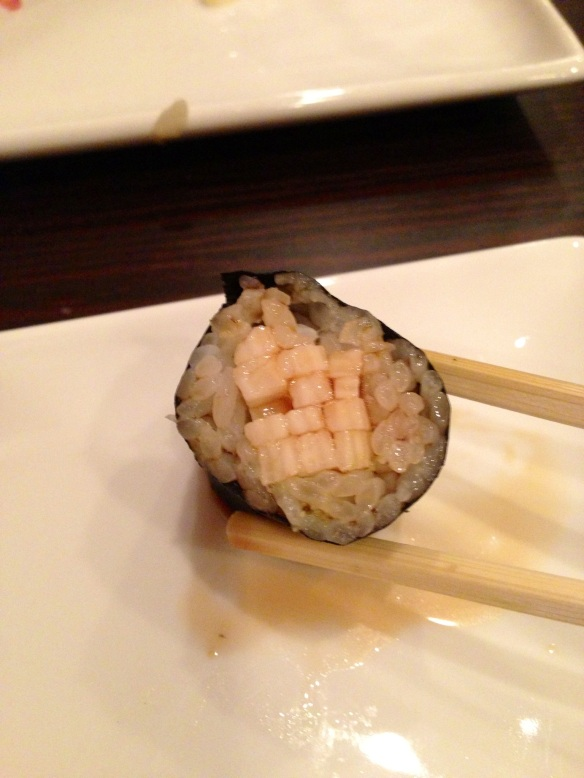 Japanese Yam Sushi