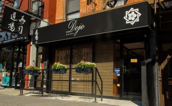 Sushi Dojo NYC Exterior