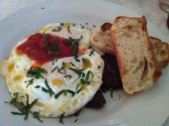 Calexico NY Brisket Breakfast