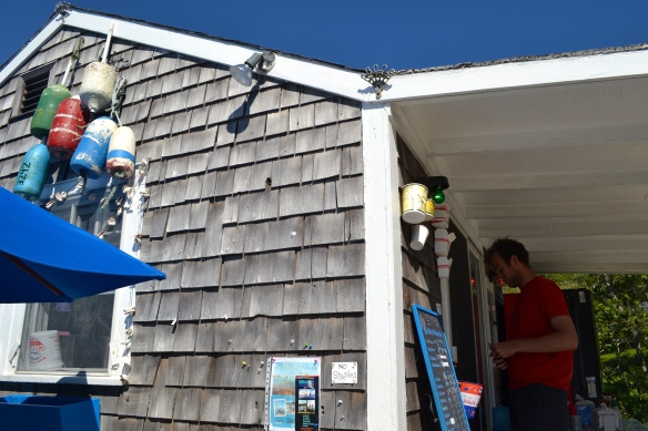 MV Food Stand Menemsha