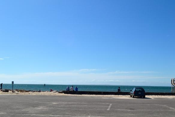 Beach in Menemsha