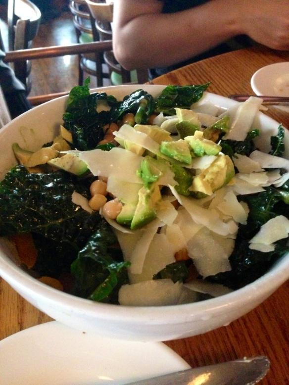 Spring Street Natural NYC Kale Salad