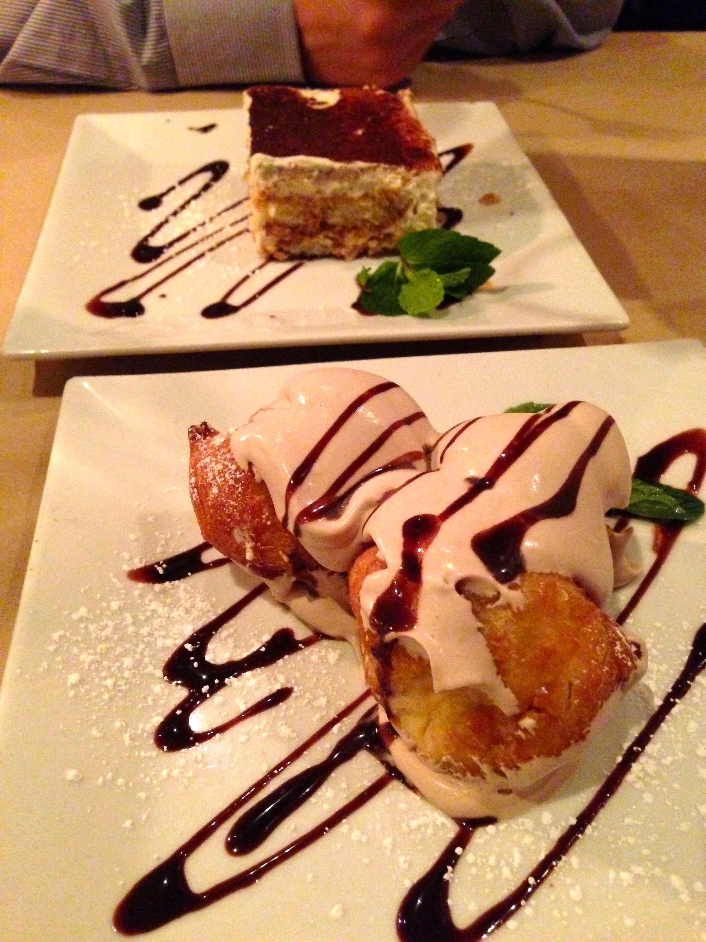 Club A Dessert