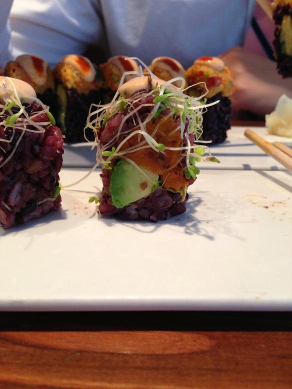 Beyond Sushi Avocado Rolls