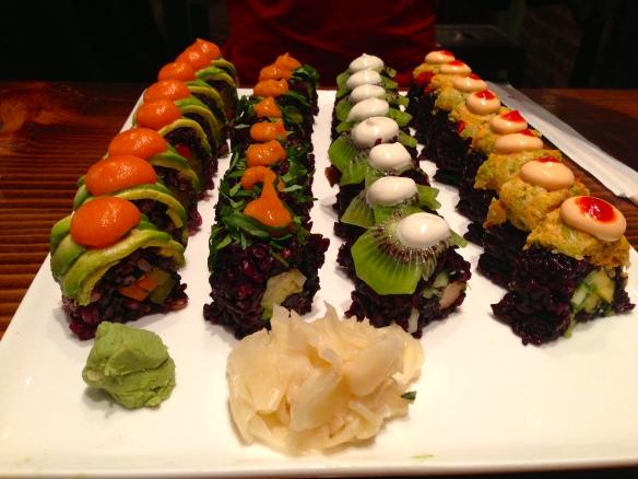 Gorgeous Beyond Sushi