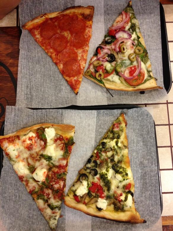 Rizzo's Pizza Astoria