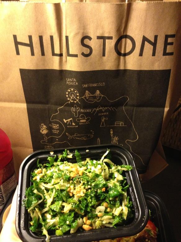 Hilstone LA Kale Salad Takeout