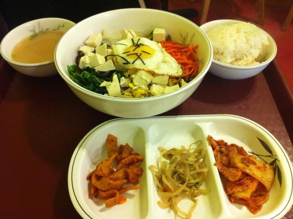 Cheap Korean Food NYC
