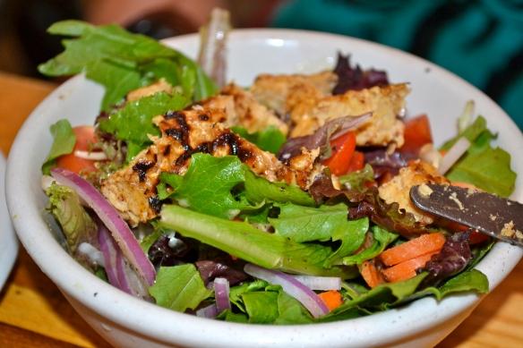 Tempeh salad NC