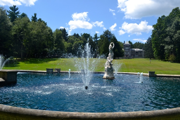Yaddo Fountain