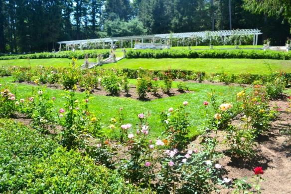 Yaddo Rose Garden