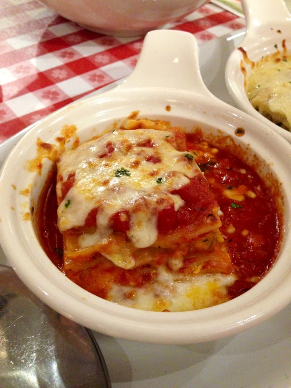 Buca di Beppo Lasagna