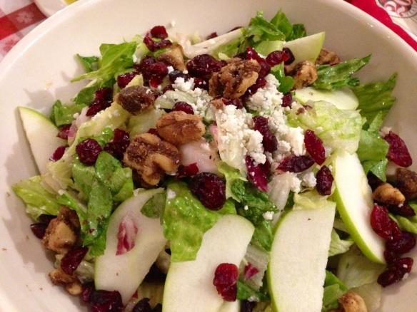 Buca di Beppo Gorgonzola salad