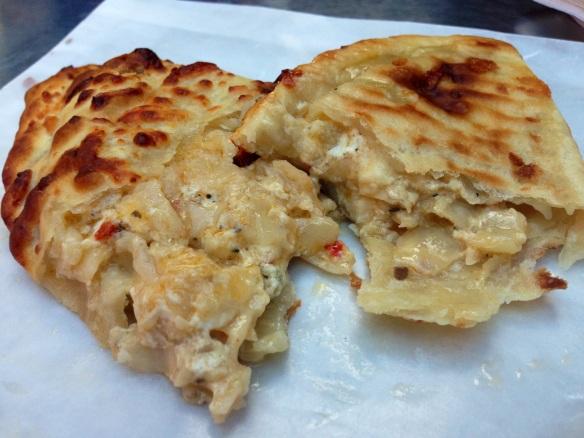 Nuchas Cheese Empanada NYC