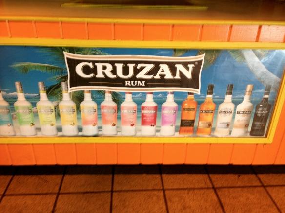 Cruzan stand