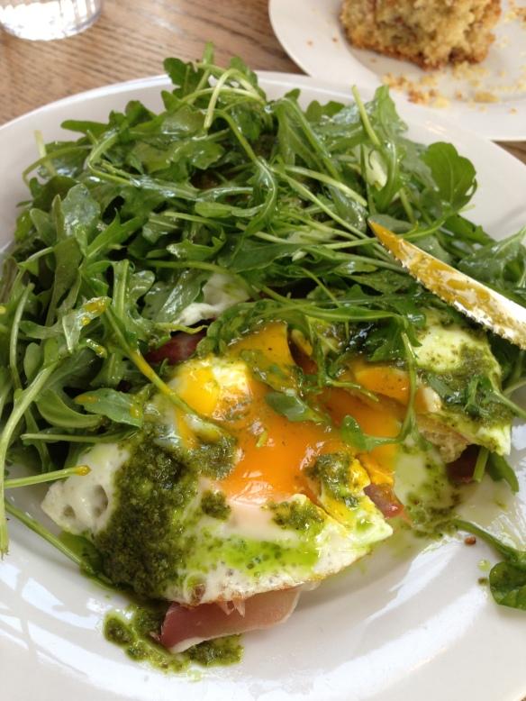 Huckleberry Breakfast LA