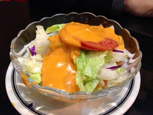 Waverly Diner Salad