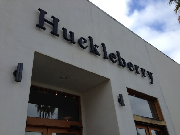 Huckleberry Santa Monica
