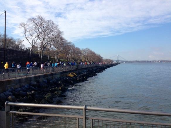 NYCruns BK half-marathon