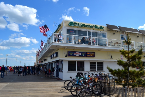 The Green Turtle Rehoboth Beach DE