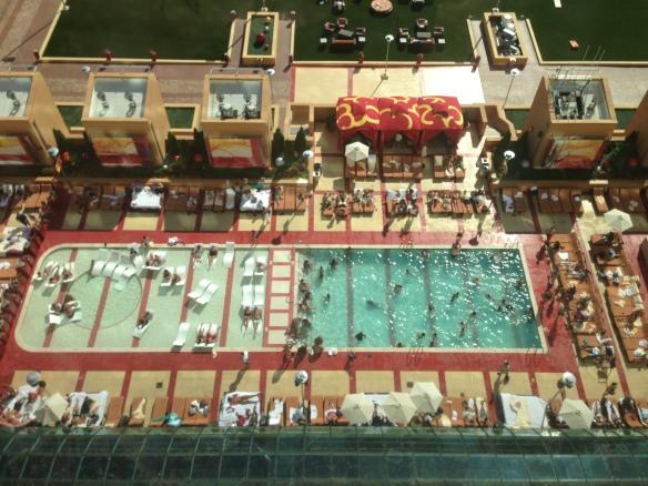 H2O Pool + Bar Grill Atlantic City NJ