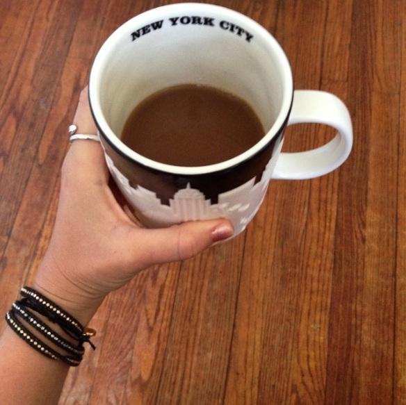 WIAW instant coffee