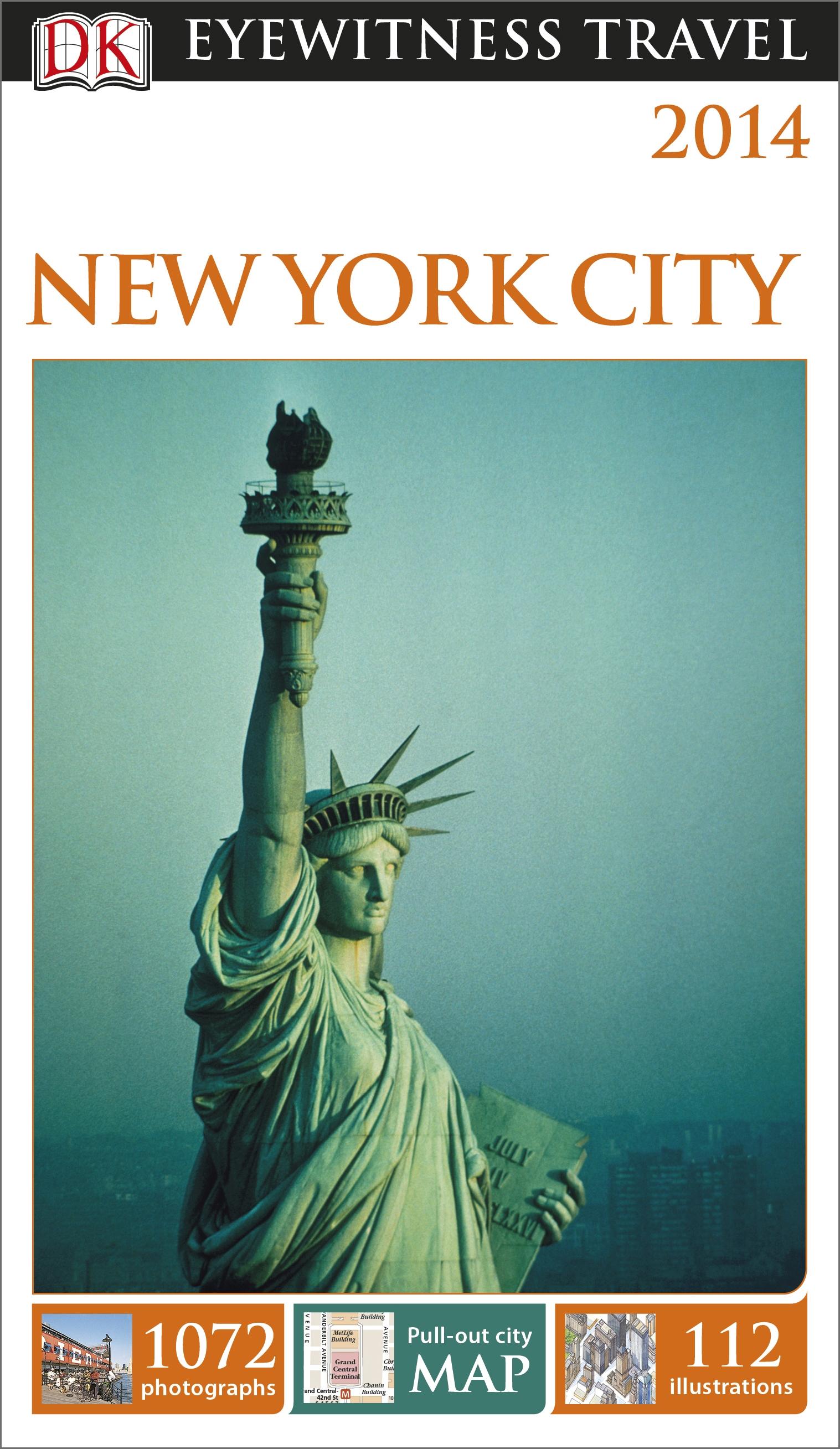 NYC guidebook 2014
