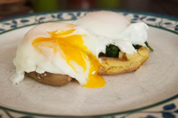 WIAW gluten-free breakfast