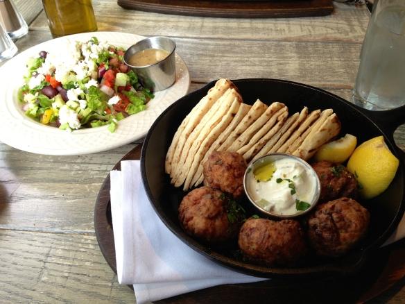 MP Taverna lunch WIAW
