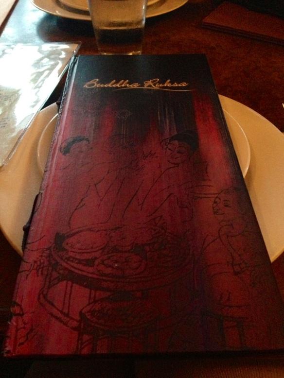Buddha Ruska Seattle menu