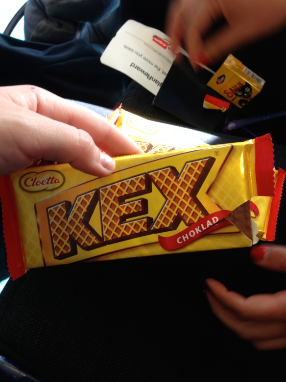 KEX candy Norway