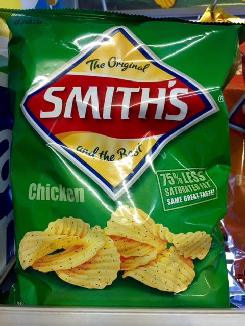 strange food saturday chips australia
